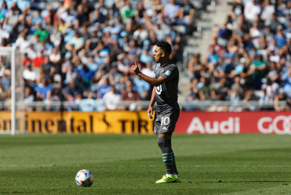 Picture for At closer to full strength, Minnesota United tries for a late season push