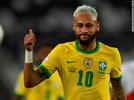 Picture for Pelé 'rooting' for Neymar, who scores 68th goal for Brazil to edge closer to legend's all-time scoring record