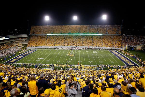 Picture for THE SHOTGUN THROWDOWN: Could this week's crowd create one of the greatest atmospheres in West Virginia football history?