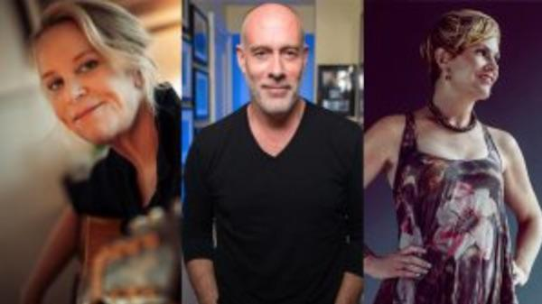 Picture for Mary Chapin Carpenter, Marc Cohn and Shawn Colvin coming to the Fremont