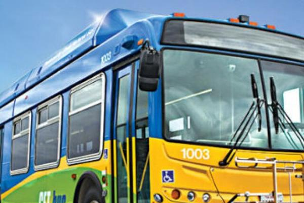 Picture for GET Bus adds eco-friendly buses to the street