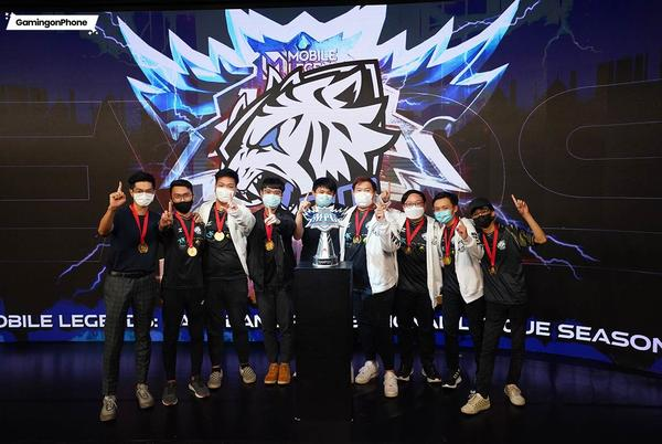 Picture for Mobile Legends: EVOS SG wins MPL SG Season 2 and secures a place in the upcoming M3 World Championship