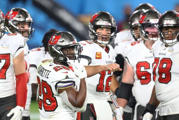 Picture for Leonard Fournette Player Prop Bets for NFL Week 7 - Tampa Bay vs. Chicago