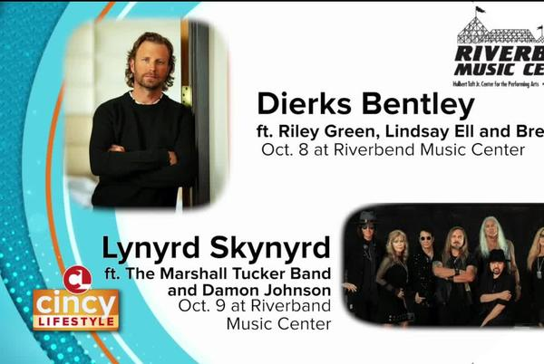 Picture for Concert Update from MEMI: Dierks Bentley and Lynyrd Skynyrd