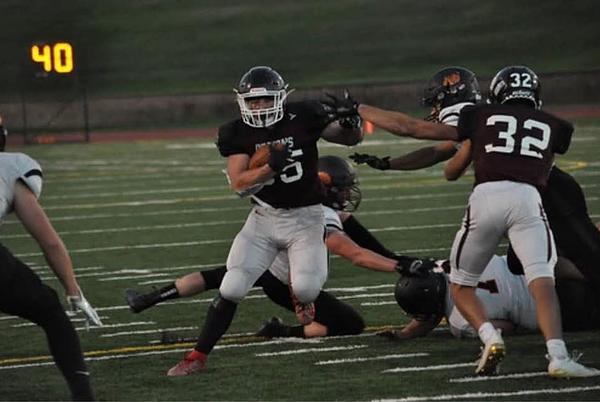 """Picture for Bismarck High's Sr. RB Isaiah Huus Tells Us, """"He's Not Done"""""""