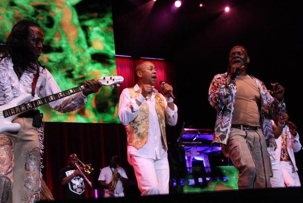 Picture for Tickets available for Earth Wind and Fire show Tuesday at Tuscaloosa Amphitheater
