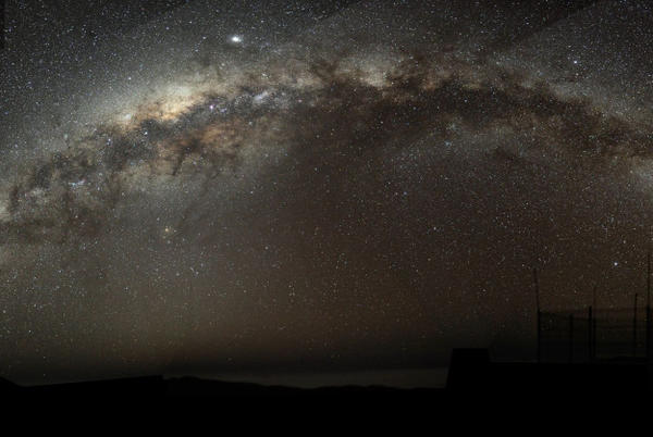 Picture for The Milky Way Is Eating a Galaxy That's Already Swallowed Another One