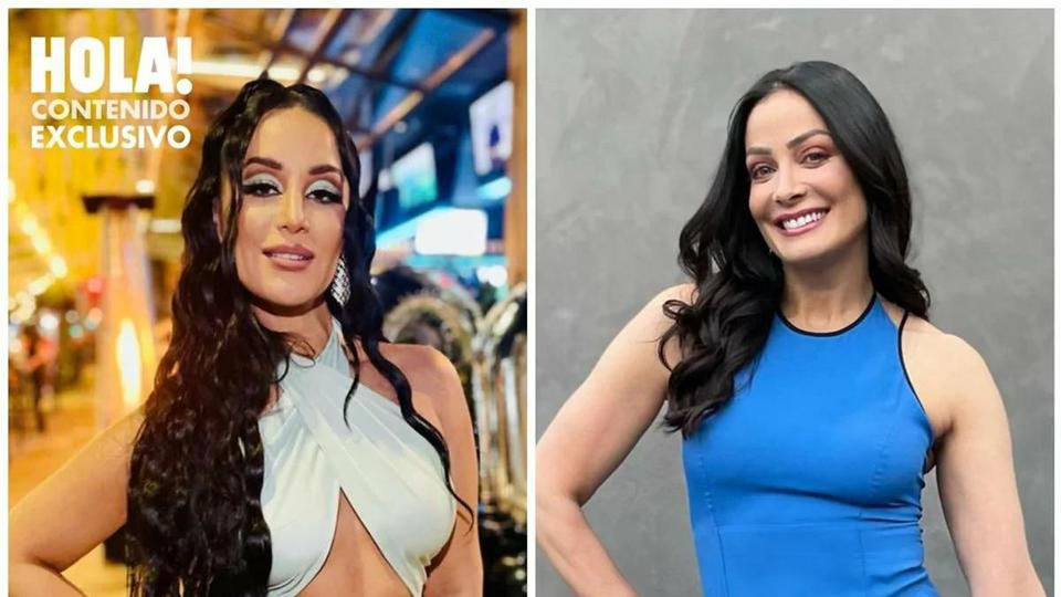 Picture for Dayanara Torres, the guest of honor at Victoria La Mala's album release party