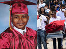 Picture for Emotional funeral held for slain 10-year-old NYC boy