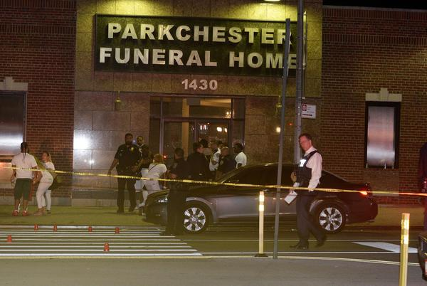 Picture for Cops nab NYC suspect in fatal funeral home shooting