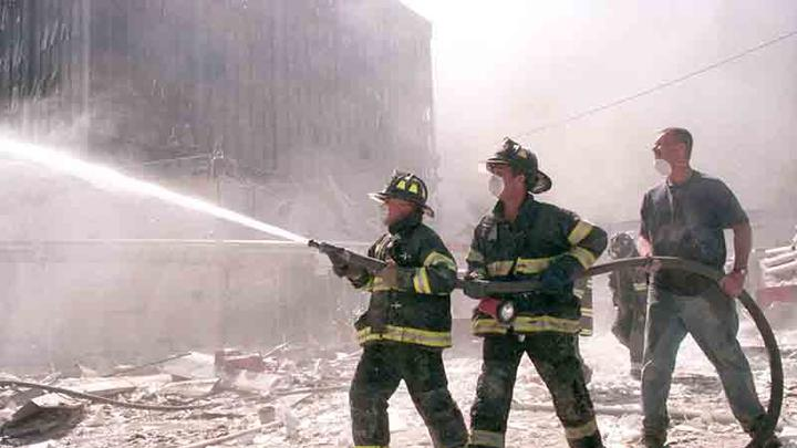 Cover for Two New Jersey Democrats say Republicans behind 9-11 attacks?