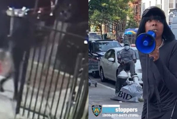 Picture for Woman caught on camera dousing Yeshiva with gasoline, lighting it on fire in Brooklyn