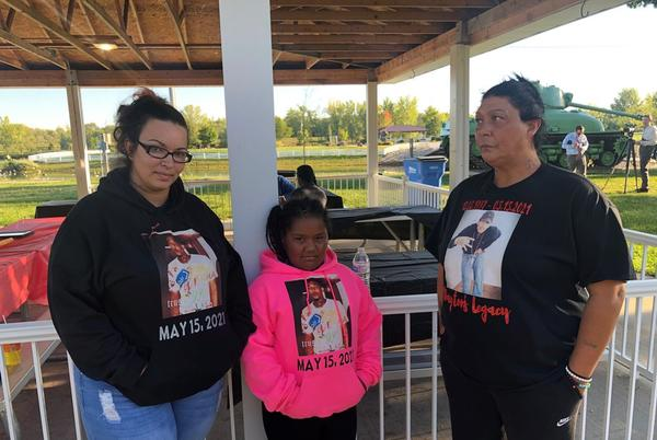 Picture for Family of Waterloo homicide victim plead for justice during day of remembrance
