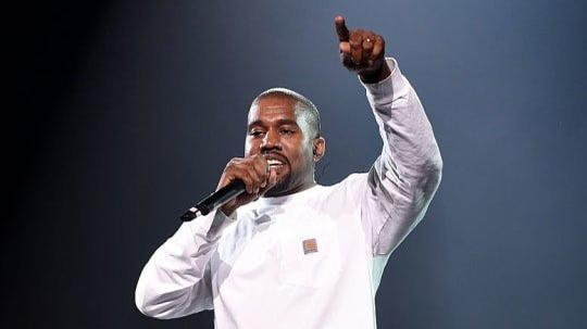 Cover for Kanye West Has Officially Changed His Name