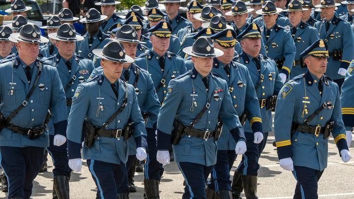 Cover for State police union: Dozens of troopers plan to quit after judge upholds vaccine mandate