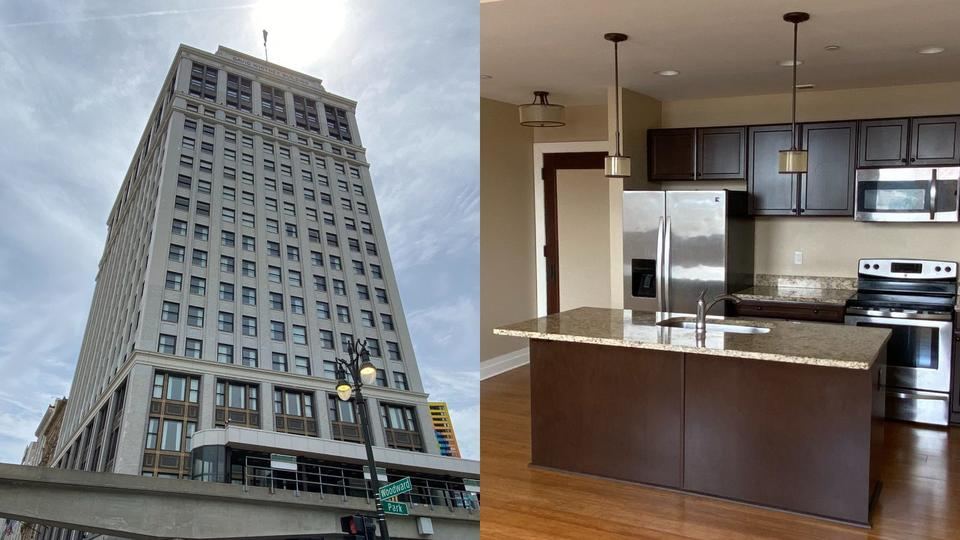 Picture for I toured 3 apartments under $2,000 a month in Detroit to see how they compared to apartments in New York City, and I was shocked by how luxurious they were