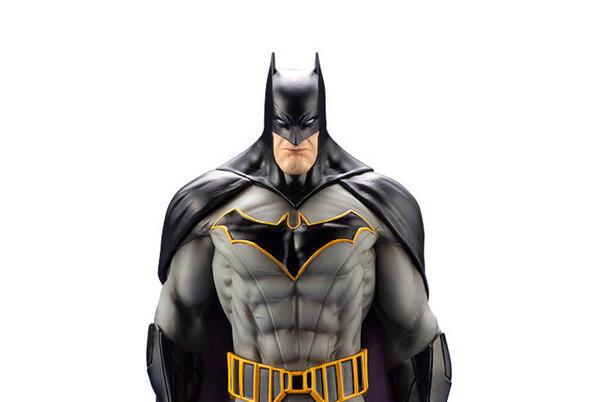 Picture for Kotobukiya announces Last Knight on Earth Batman statue