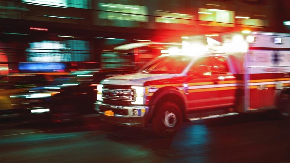 Picture for Emergency crews respond to serious crash in Westmoreland County