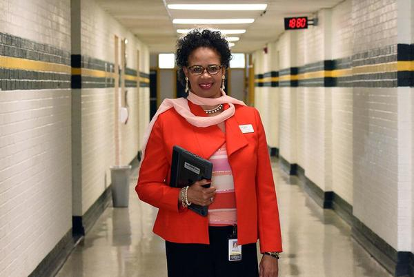 Picture for Hall of Fame honor crowns 39-year career in education
