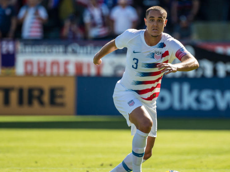 How can the United States national team replace Aaron Long ...
