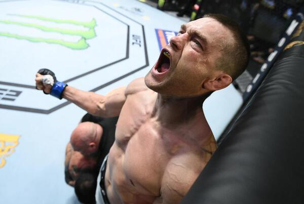 Picture for UFC Vegas 41 card: Rick Glenn vs Grant Dawson full fight preview