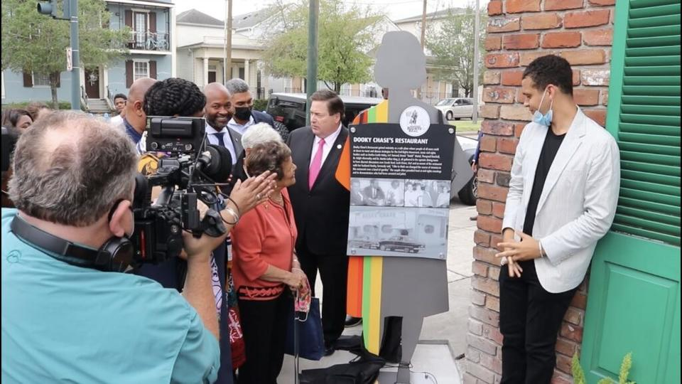 Picture for Seated together: new Louisiana Civil Rights Trail honors Dooky Chase's for defying segregation
