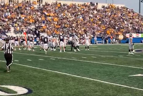 Picture for Montana state wins big at home over San Diego