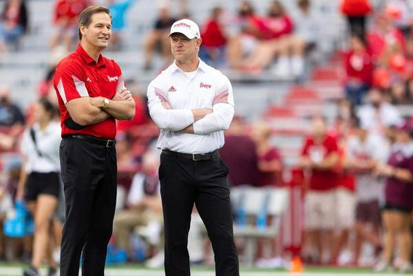 Picture for Nugent: Do single digit losses show progress for the Huskers and Scott Frost