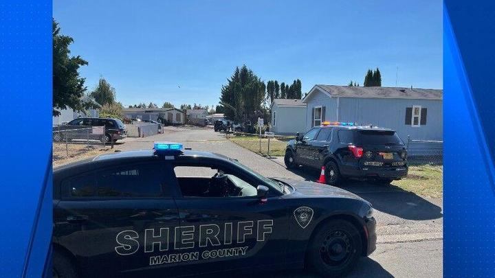 Cover for 10-year-old suffers life-threatening injuries, multiple people detained in shooting outside Salem