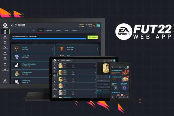 Picture for When Does The FIFA 22 Web App Come Out?