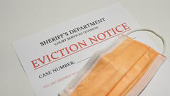 Cover for Emergency rental assistance applications in NC increase ahead of national eviction moratorium end