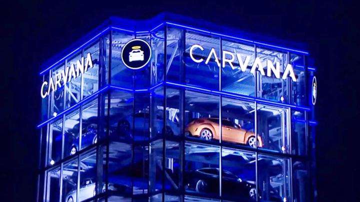 Cover for Concord man sues Carvana for allegedly running credit months after purchase