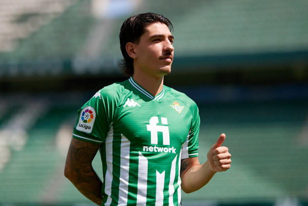 Picture for Strange kit problem between Celtic and Real Betis solved