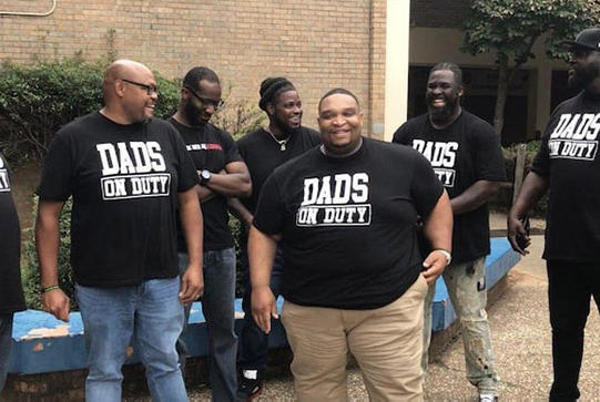 Picture for A Group of Dads Have Joined Forces to Stop Violence in Schools