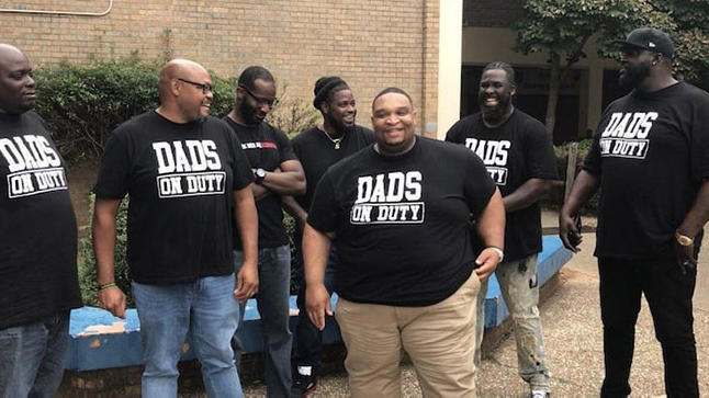 Cover for A Group of Dads Have Joined Forces to Stop Violence in Schools