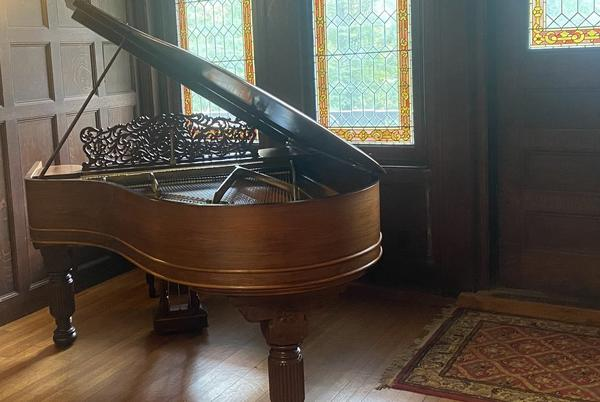 Picture for Piano Bought By Morgan's Returns Home To Ventfort Hall