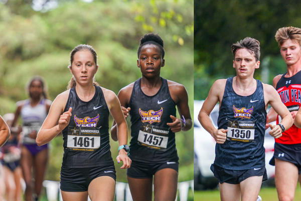 Picture for Tech cross country set to host Golden Eagle Invitational Friday afternoon