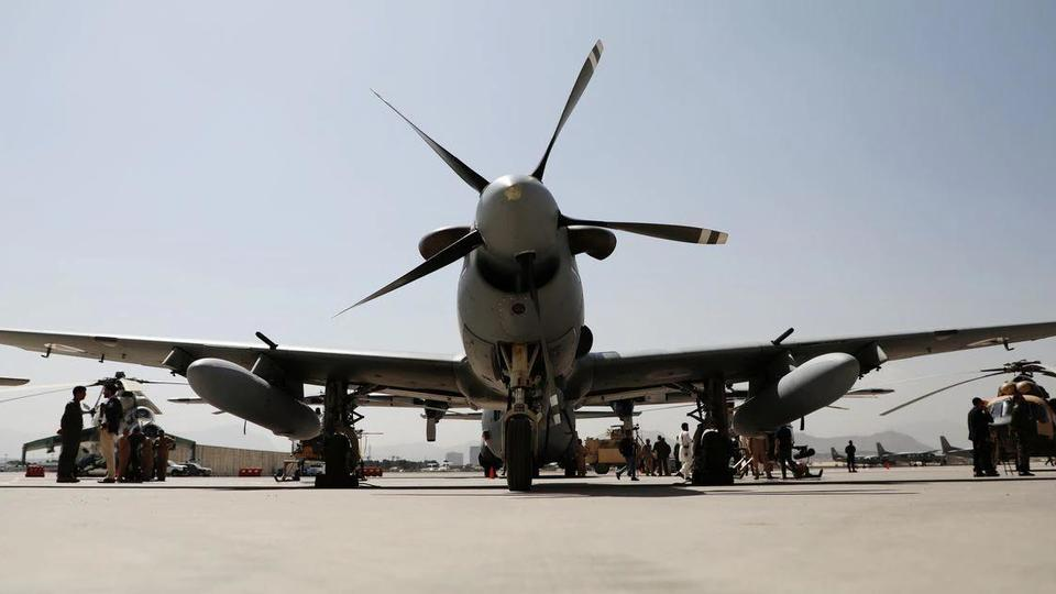 Picture for Nigeria receives first six light attack planes from United States
