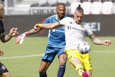 Picture for Return of Vito Wormgoor adds depth to the Crew's center back position