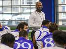 Picture for Emmett Jones reflects on interim coaching stint with Kansas football