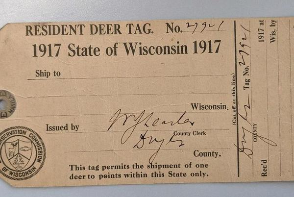 Picture for DAVIS COLUMN: Deer tag changes transformed terminology