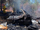 Picture for Fire crews extinguish motorhome fire south of Redding