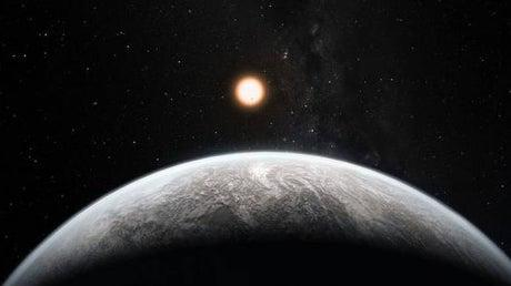 Picture for Nasa says newly discovered 'weird' planet with 'unknown' atmosphere is remarkably similar to Earth