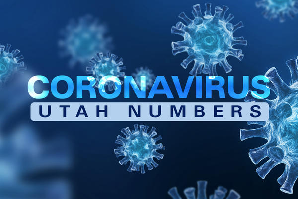 Picture for Over 1,600 new COVID-19 cases reported in Utah, over 300 among school-aged children