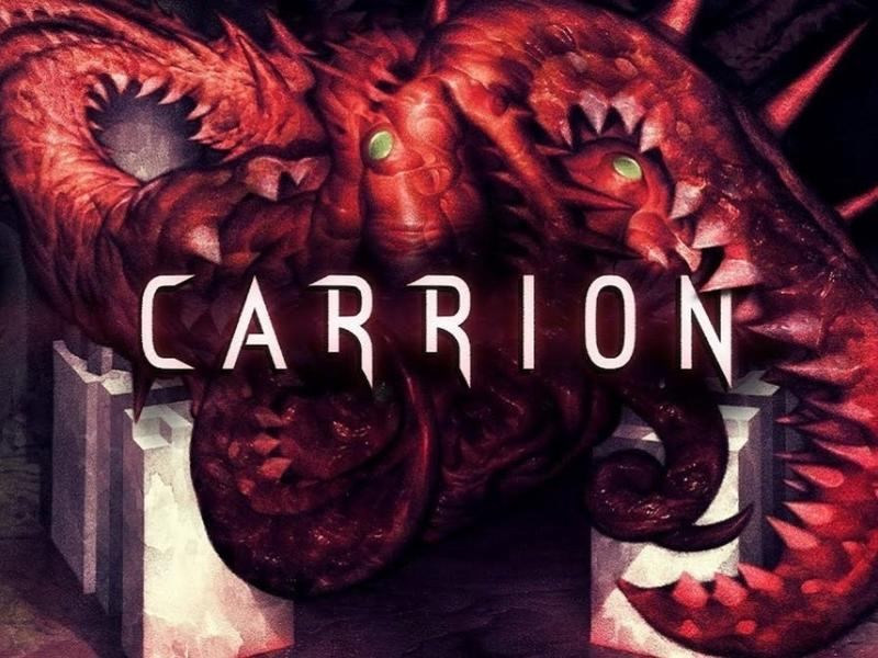 Monster Horror Game Carrion Gets A Release Date News Break