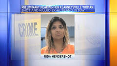 Cover for Preliminary hearing held for Kearneysville woman facing murder charges