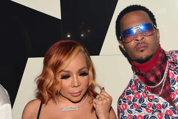 Picture for T.I. and Tiny Will Not Be Charged for 2005 Sexual Assault and Drugging Allegations