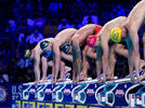 Picture for U.S. swimmers shine at Tokyo Games   Team USA men's basketball, on the other hand...