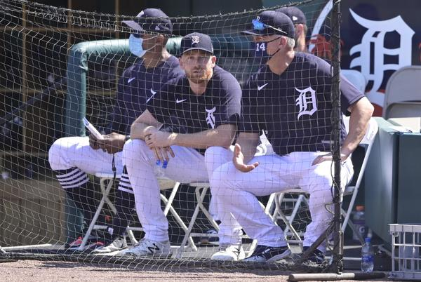 Picture for Tigers make major cuts in player development staff