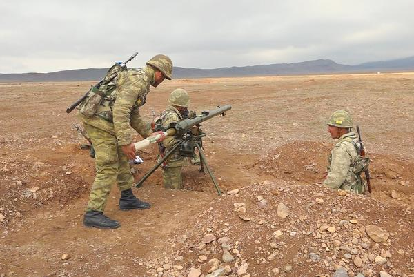 Picture for Cross-border shooting escalates as Azerbaijan seeks formal agreement with Armenia